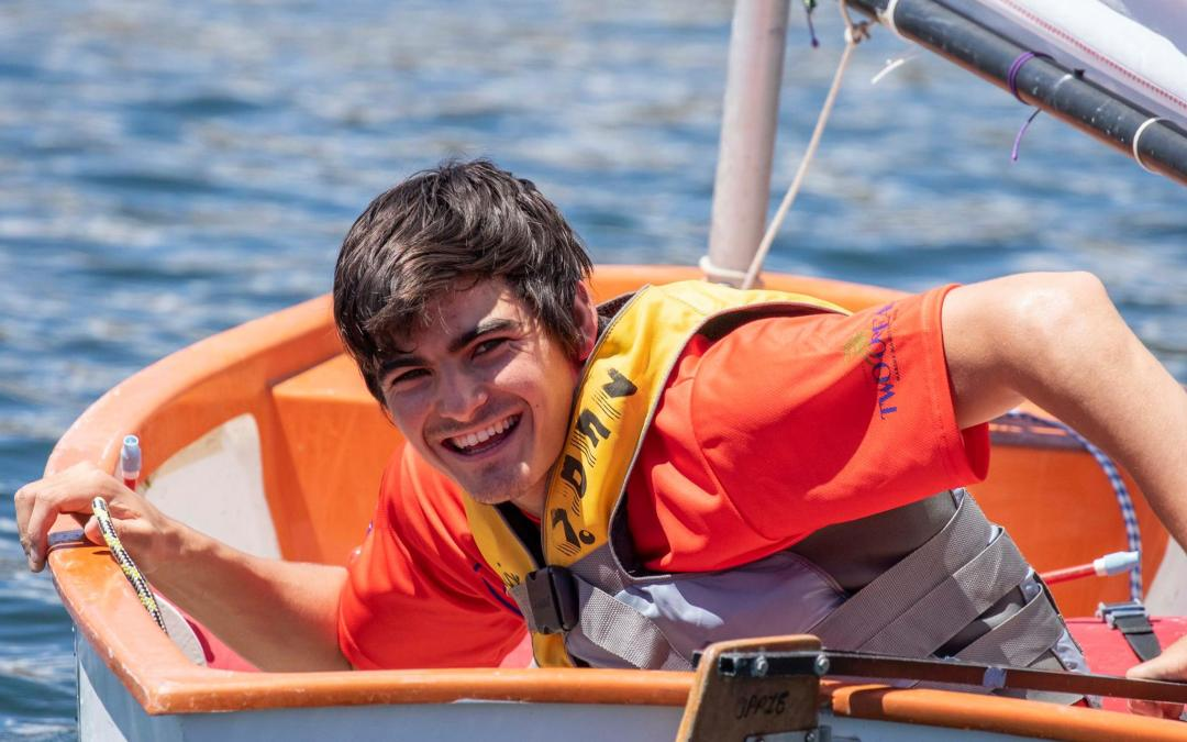 Swanepoel Wins Sailing Contest | Argus Newspaper