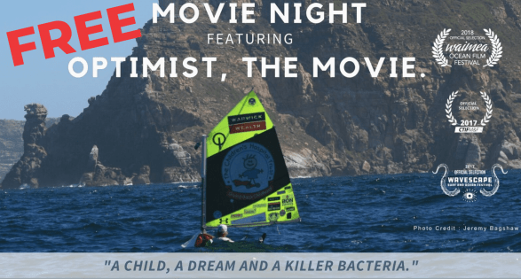 FREE movie night at The V&A Waterfront Amphitheatre