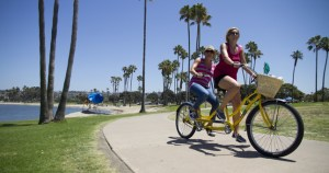 mission bay beach cruiser tandem