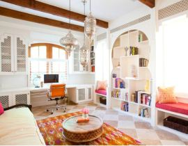 Moroccan Office Space