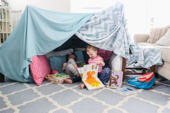 Image result for family Build a Blanket Fort