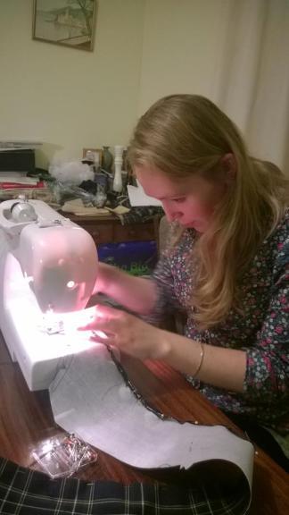 sewing weekend 7