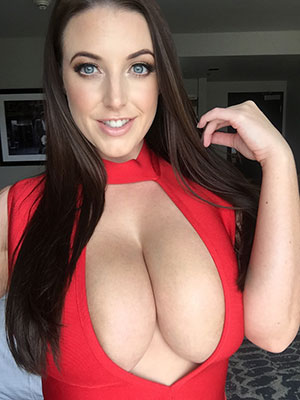 angela white snapchat porn