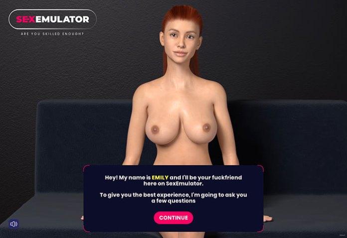 sex emulator porn games