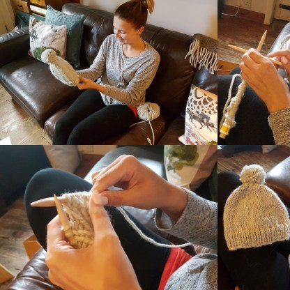 Learn to Knit Kent