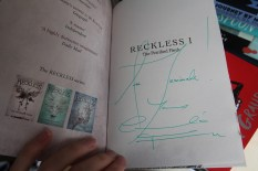 reckless-signed