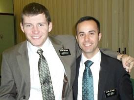 Elder Williams and Elder Williams