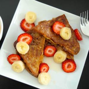 Ezekiel French Toast ♡