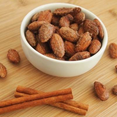 Chai Roasted Almonds