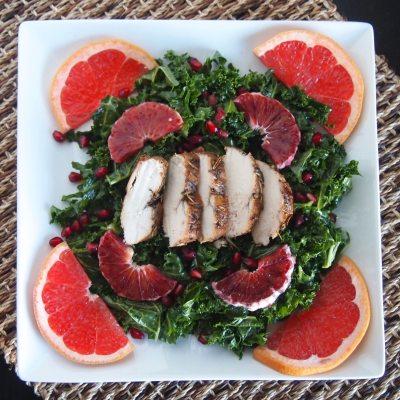 Winter Wonderful Salad