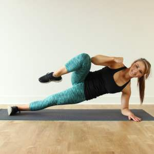 Flat Abs in 5 Minutes!