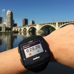 Running Gear Every Fit Girl Needs - Timex Ironman One GPS+