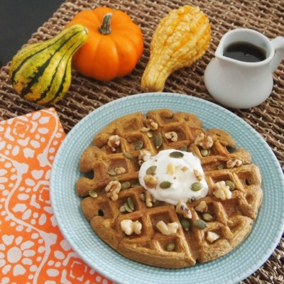 Happy National Pumpkin Day! - 10 Healthy Pumpkin Recipes