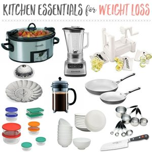 The Best Kitchen Tools for Weight Loss