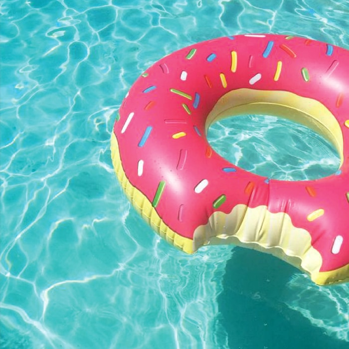 Cool Pool Floaties