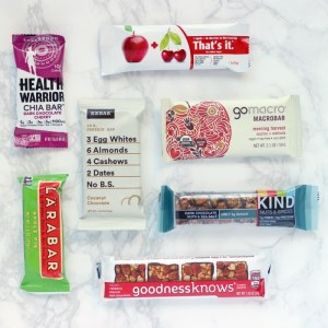 Healthy Snack Bars for Girls On-the-Go