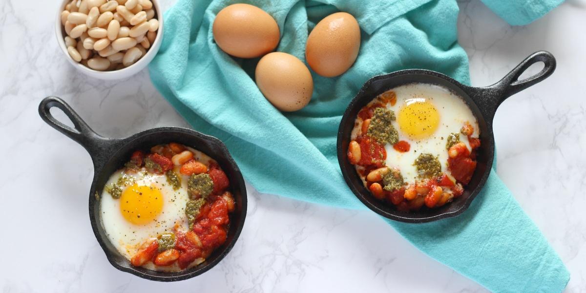 Skillet Eggs FB