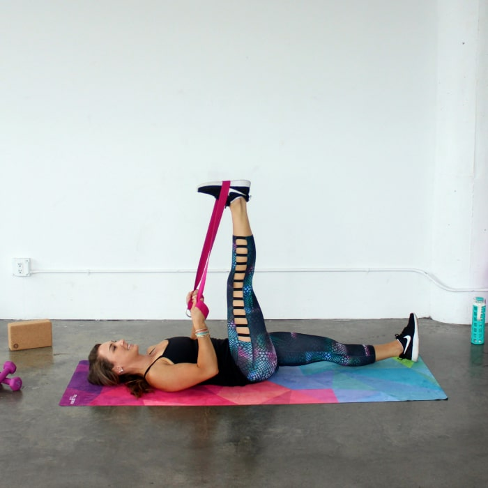 Full Body Stretch IG