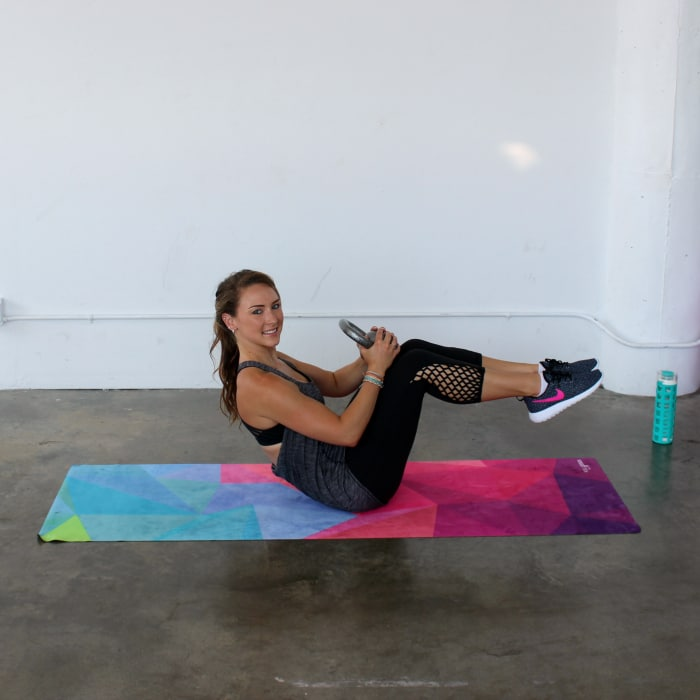 Kettlebell Ab Exercises to Strengthen your Core