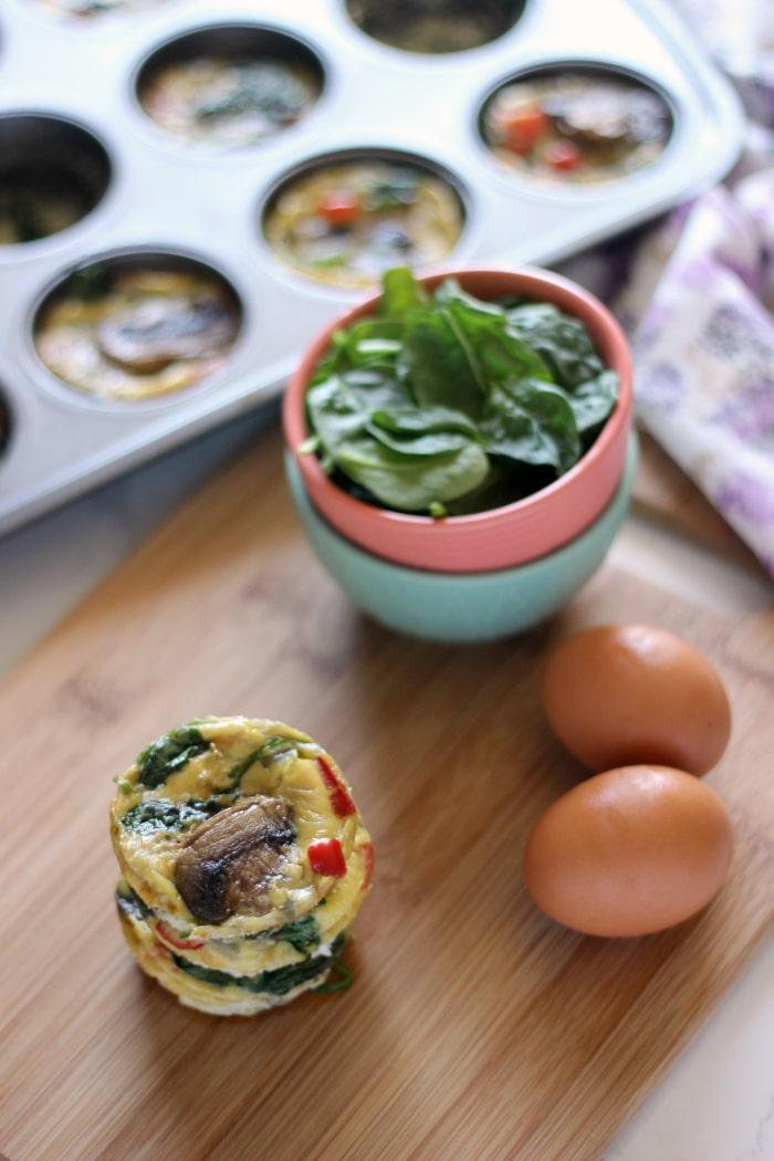 Veggie Egg Muffins 5