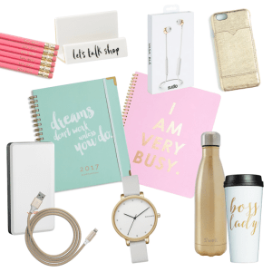 #GirlBoss Gift Guide