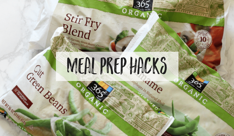 Simple ideas to help make your weekly meal prep routine faster and easier. These tips are great for beginners and pro meal preppers alike.