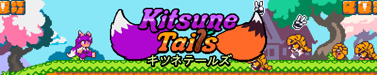 Kitsune Tails Game Overview