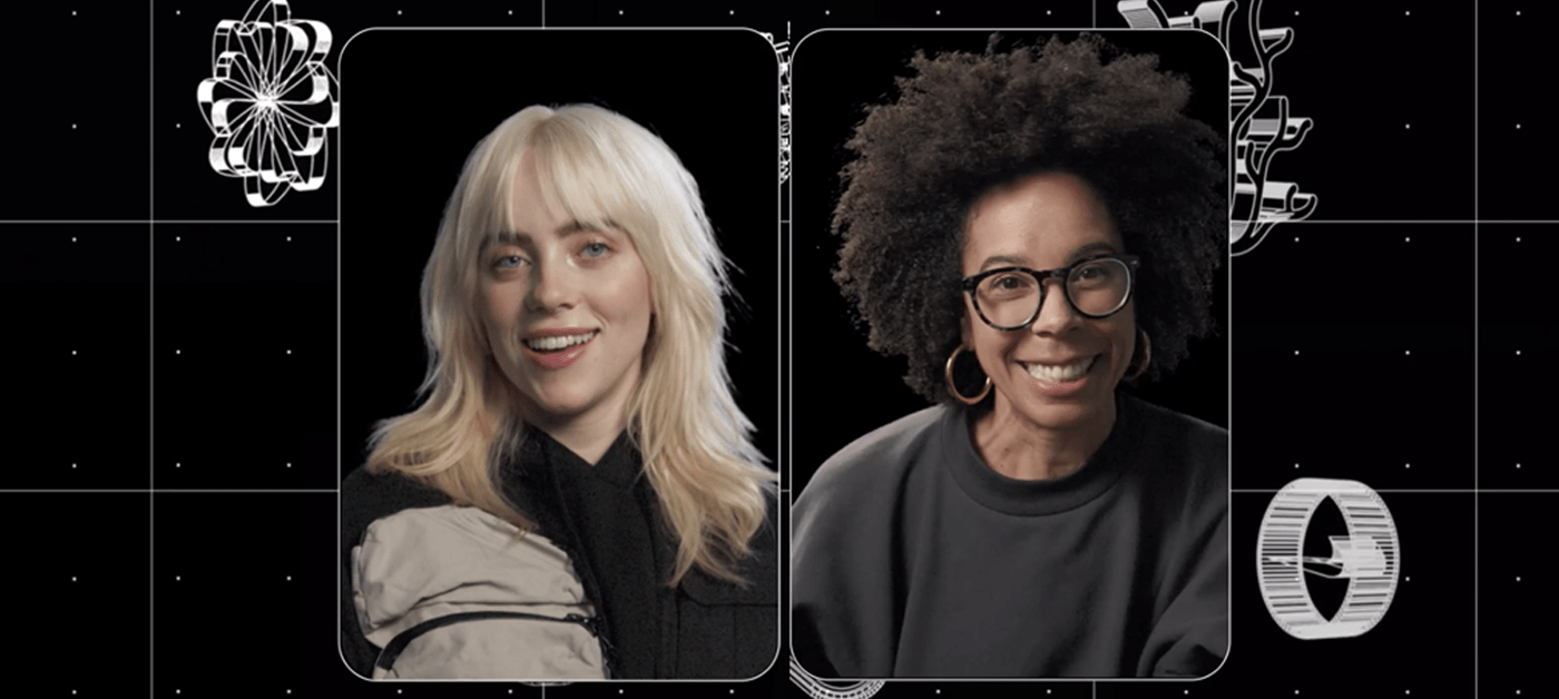 Nike Releases Climate Change talk with Billie Eilish & Ayana Johnson