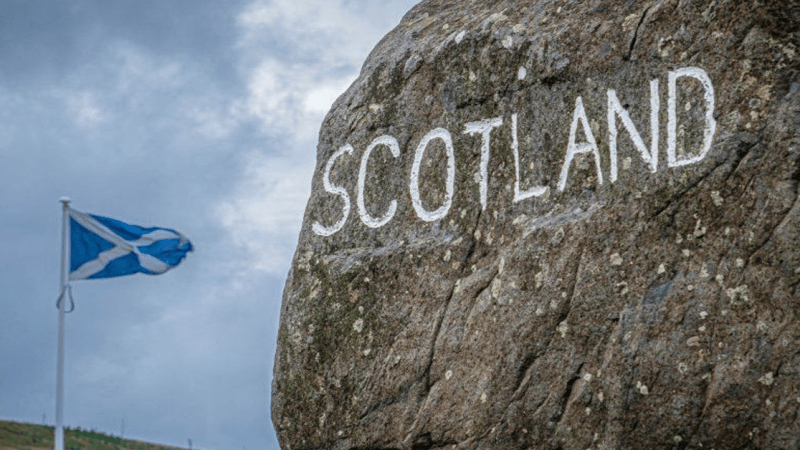 Scotland To Open Its Borders For Travelers
