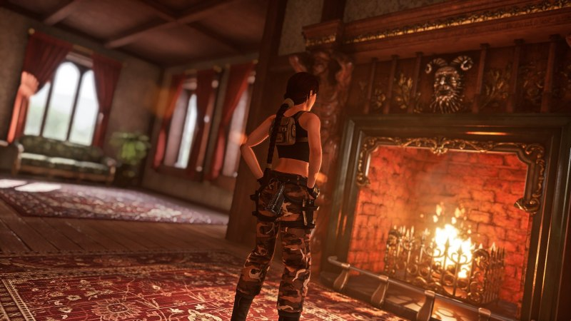 Tomb Raider 2 Fan Remake What We Know So Far