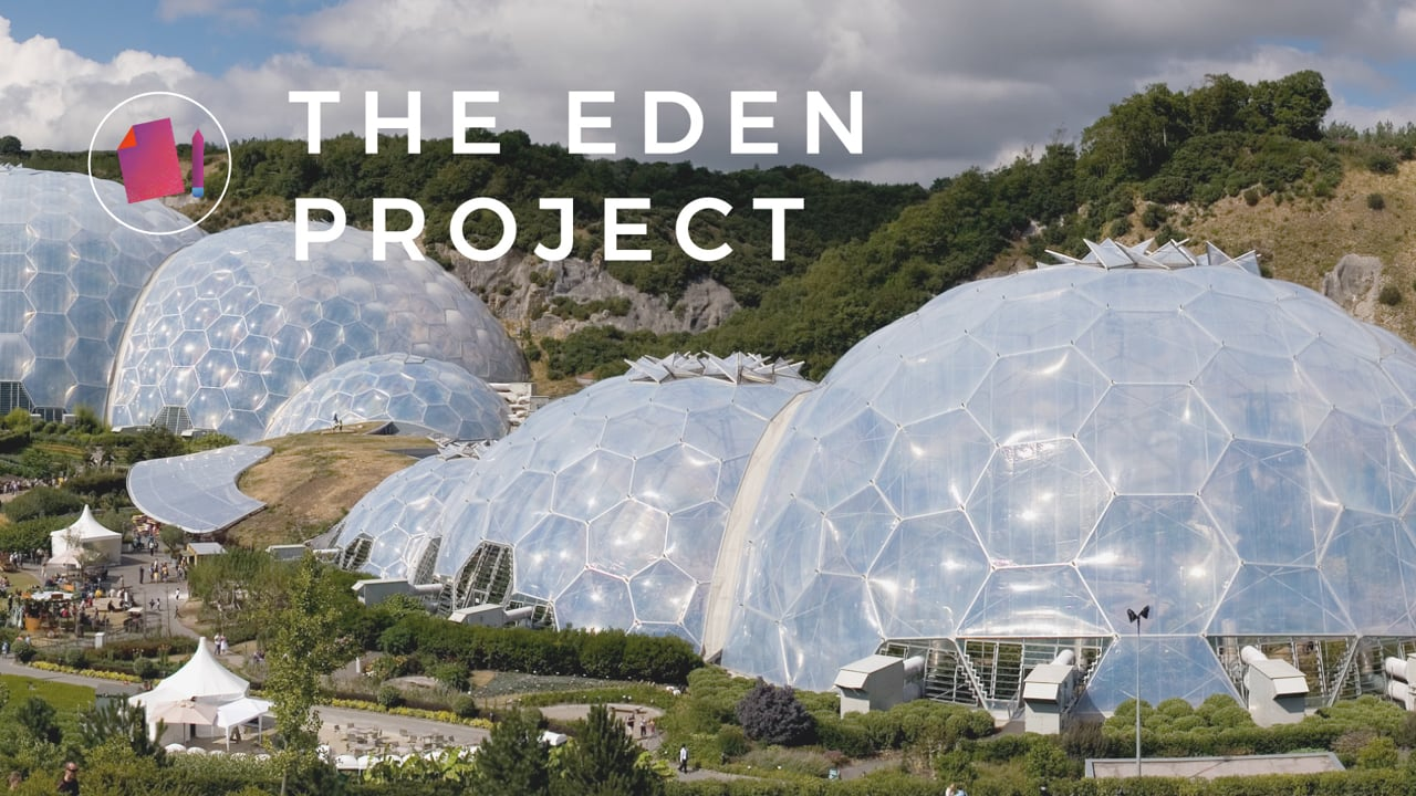 The Eden Project Creates a Geothermal Scheme