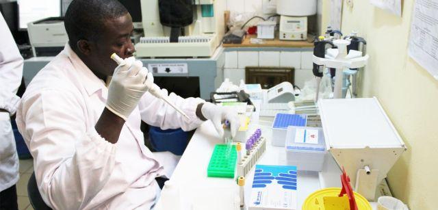 Malaria vaccine being tested