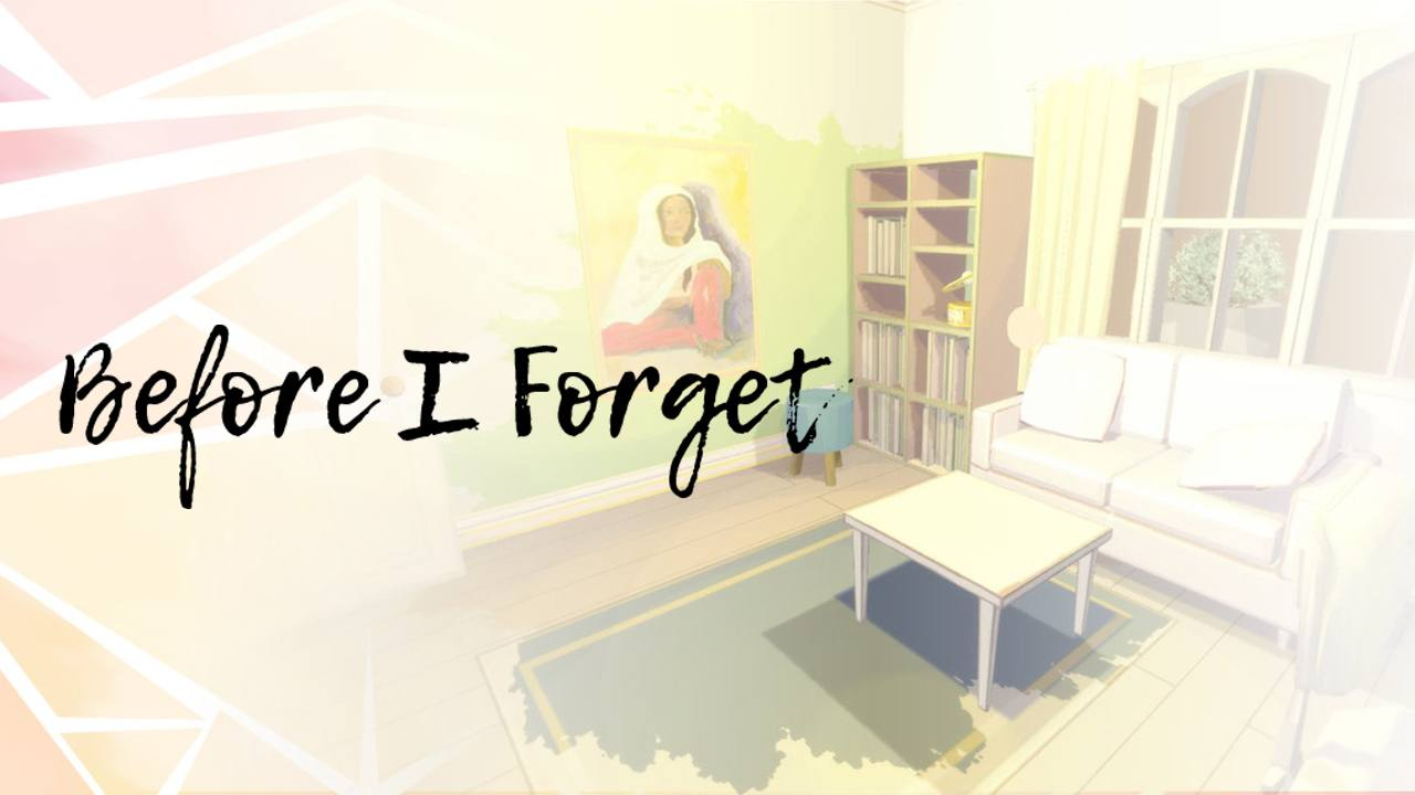 Before I Forget – The Memory of Love