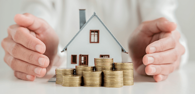 saving for buying a house