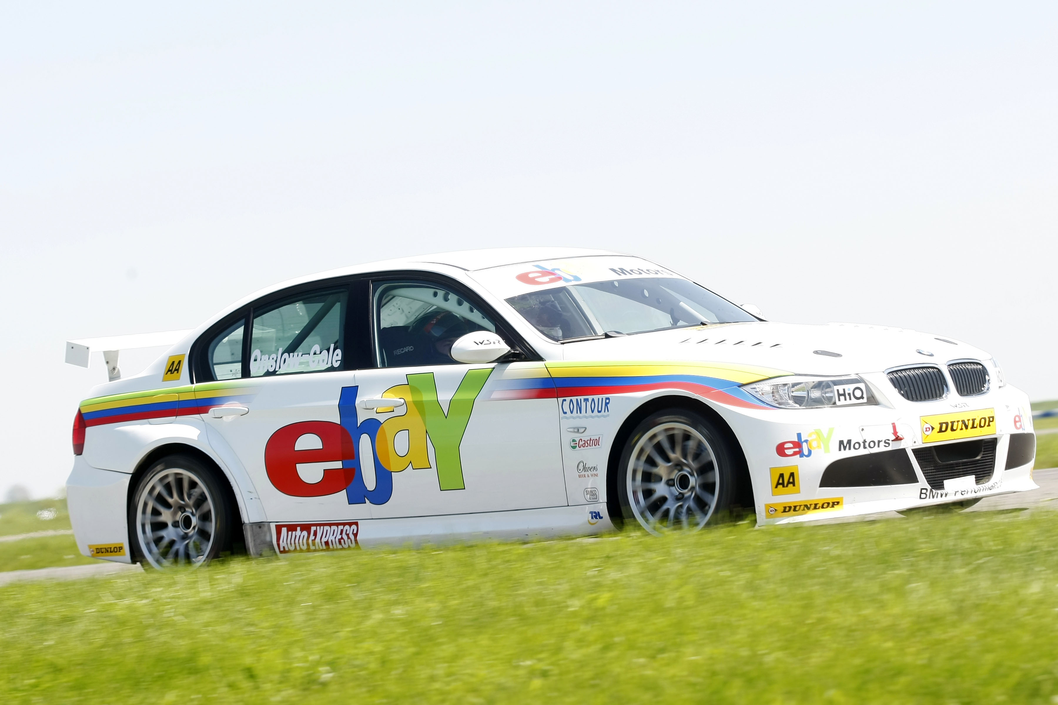 Livery of the Day – eBay Motors BMW 125i – The Livery Blog