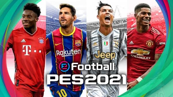 Easy to Download PES 2021 PPSSPP – PES 2021 PSP iso file English Version ( PS4 Camera ) Android Users