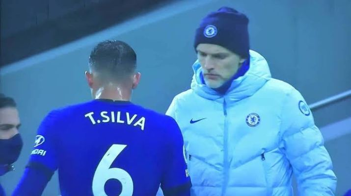 Chelsea Manager, Thomas Tuchel Accepted Blame for Chelsea Defeat, Admits Thiago Silva Initially not Plan for 90minutes.