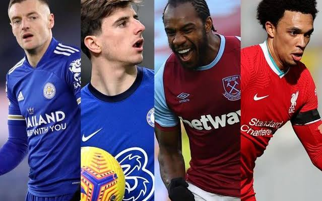Top Four Prospect: See EPL Table and Chelsea, Leicester and Liverpool's Remaining League Matches That Will Make or Mar Their UCL Qualifications.