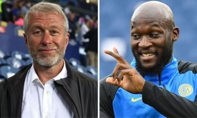 Just In: Romelu Lukaku 'agrees five-year deal with the Blues.'