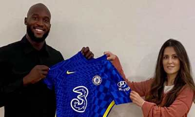 Chelsea Finally Announce The Signing of Romelu Lukaku Amazing Come Back.