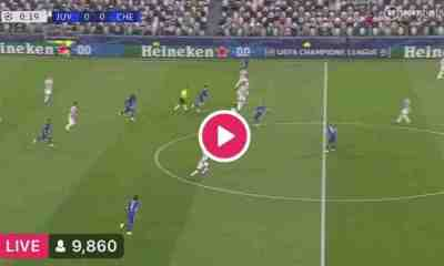 How to watch Juventus vs Chelsea Live Streaming Match #JUVCHE #UCL #ChampionsLeague