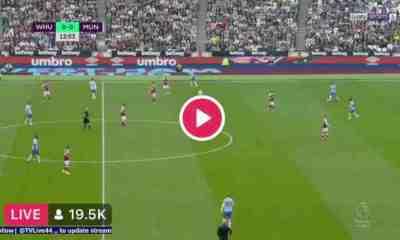 Watch West Ham vs Manchester United Live Streaming Match #WHUMUN #EPL