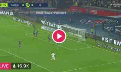 How to watch PSG vs Lyon Live Streaming Match #PSGOL #Ligue1