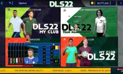 Free Download Dream League Soccer 2022, DLS 22 Mod Apk + Obb on Android