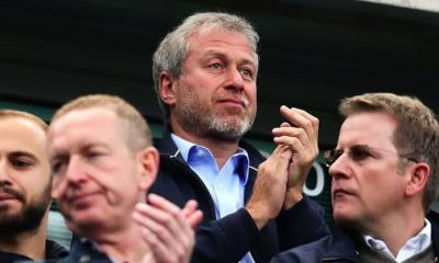 Breaking: Fans React As Chelsea Owner Returns To London For The First Since 2018