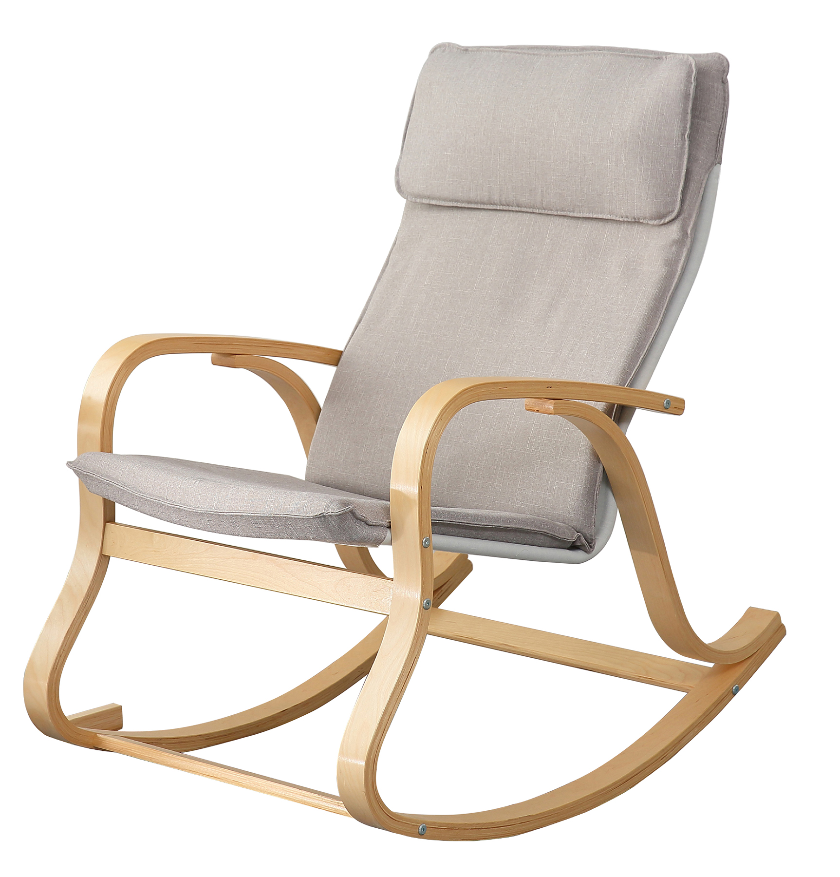 Comfortable Rocking Chair Orolay Comfortable Relaxing Rocking Chair Lounge Chair