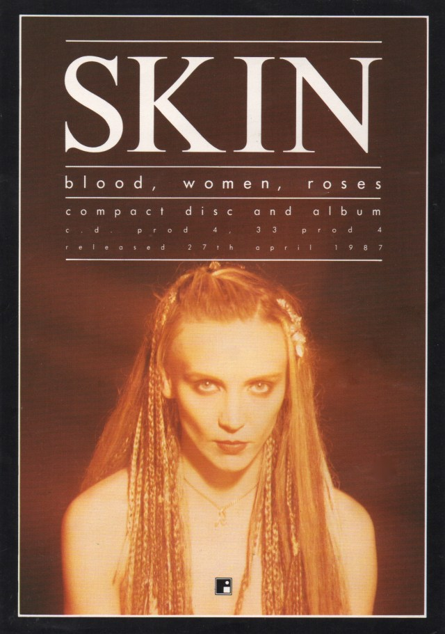 promotion for Blood Women Roses album