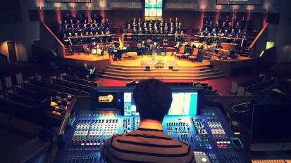 PRAISE SINGERS CHOIR CONCERT, BBC
