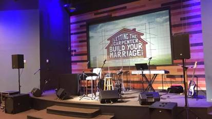 Steve & Annie Chapman's Conf. –    Fort Worth, TX