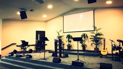 AV Installation / Hanmaum International Baptist Church – Fort Worth, TX